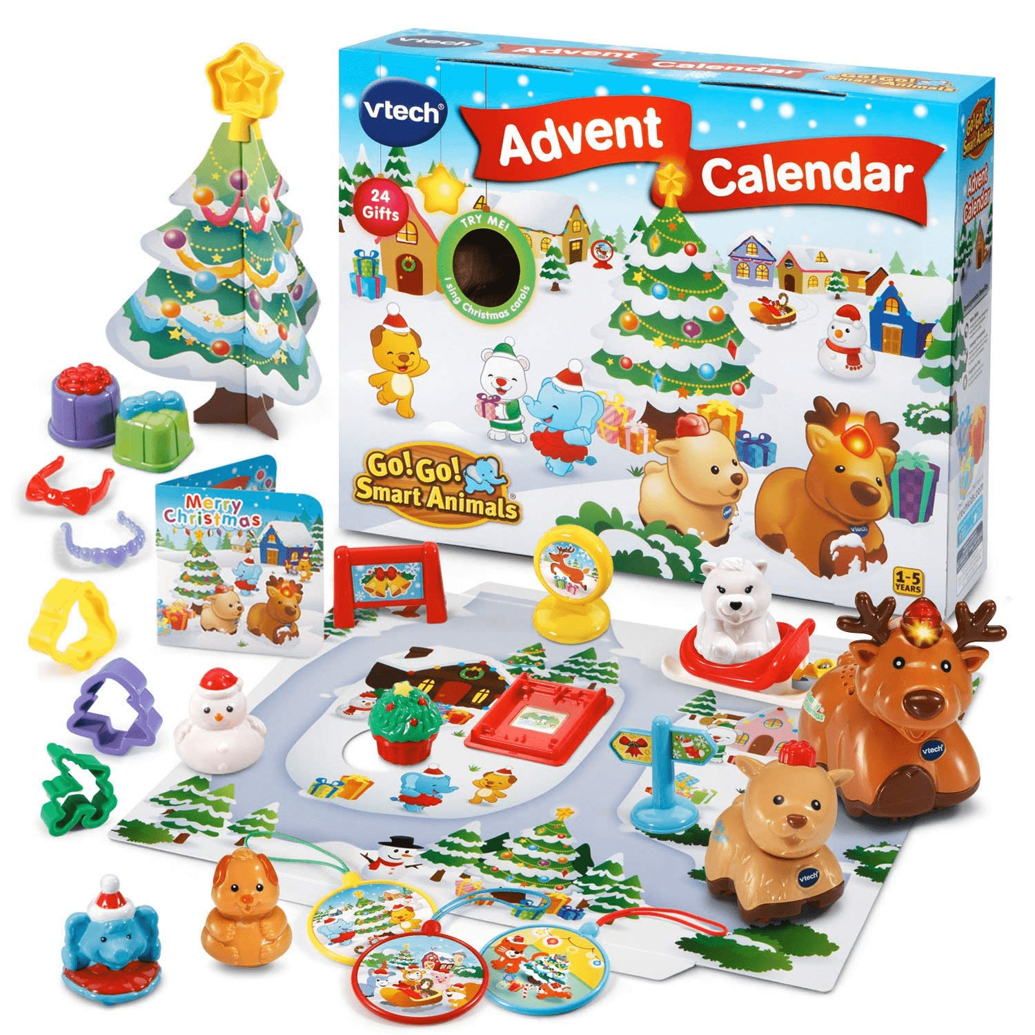 2018 VTech Advent Calendar Available Now!