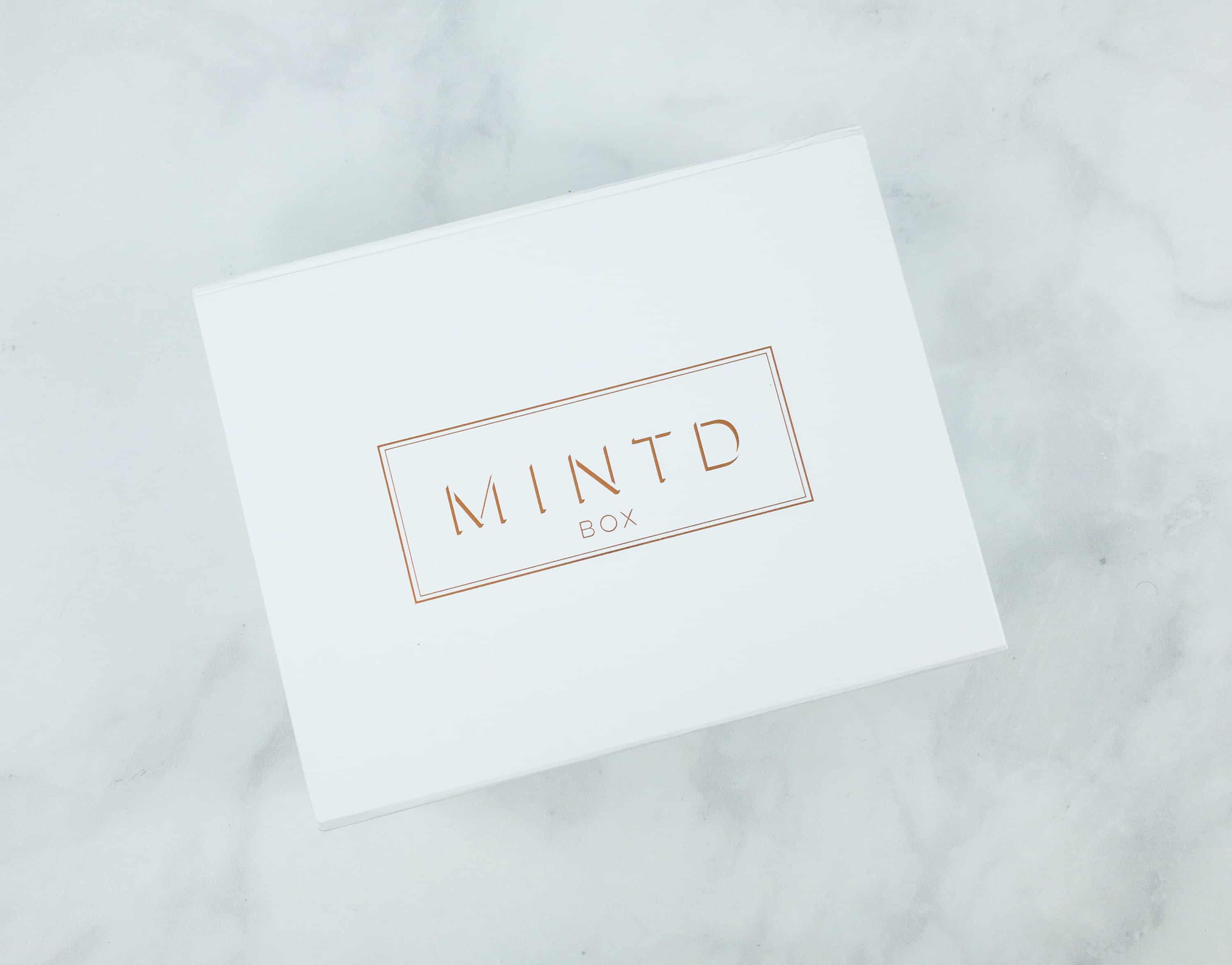 MINTD Box November 2018 Full Spoilers + Coupon!