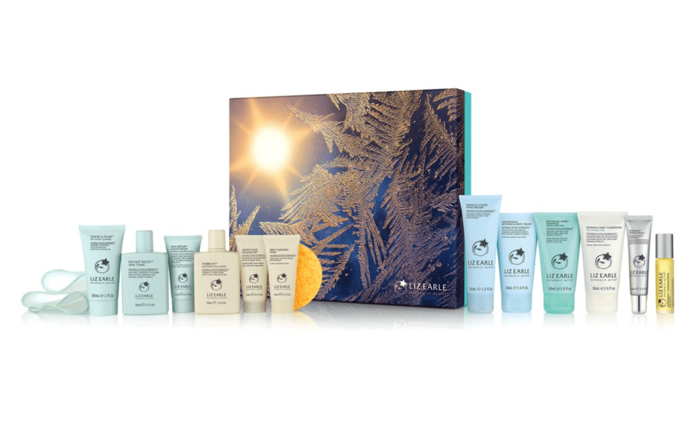 2018 Liz Earle Advent Calendar Available Now + Full Spoilers! {UK}