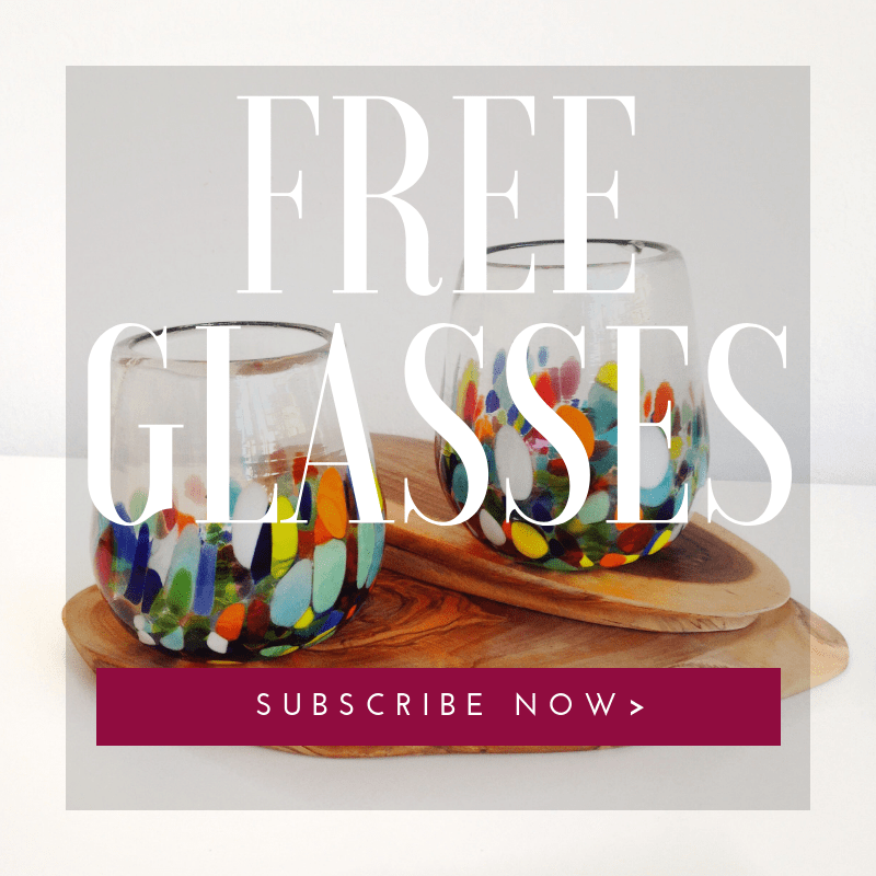 GlobeIn Coupon: Get FREE Wine Glasses With 3+ Months Subscription!