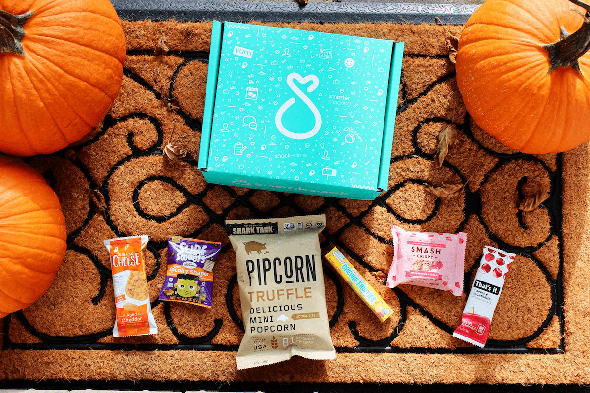 SnackSack Spooktacular Sale: Get 25% Off on Any Subscription + October 2018 Spoilers!