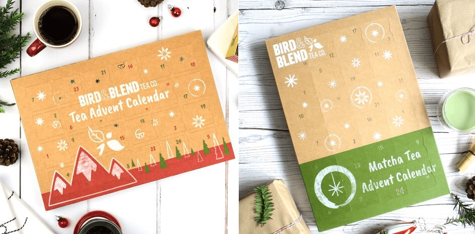 2018 Bird & Blend Tea Advent Calendars Available For Pre-Order Now + Full Spoilers!