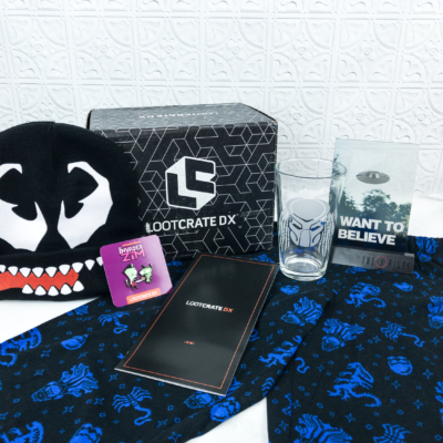 Loot Crate DX September 2018 Subscription Box Review & Coupon