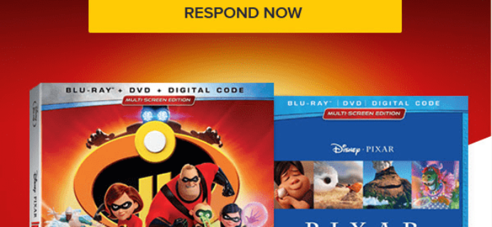 Disney Movie Club November 2018 Selection Time + Coupon!