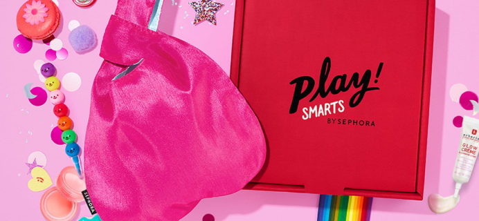 Sephora PLAY! SMARTS – K-Beauty: Skin Innovation Box Available Now + Spoilers!
