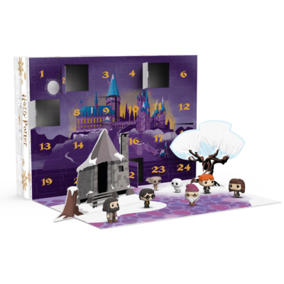 2018 Funko Harry Potter Advent Calendar Available For Pre-Order Now!