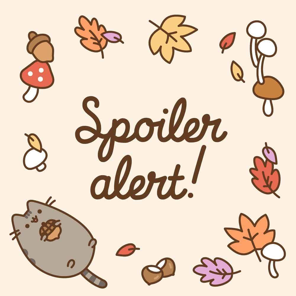 Pusheen Box Fall 2018 Box Spoiler #1!