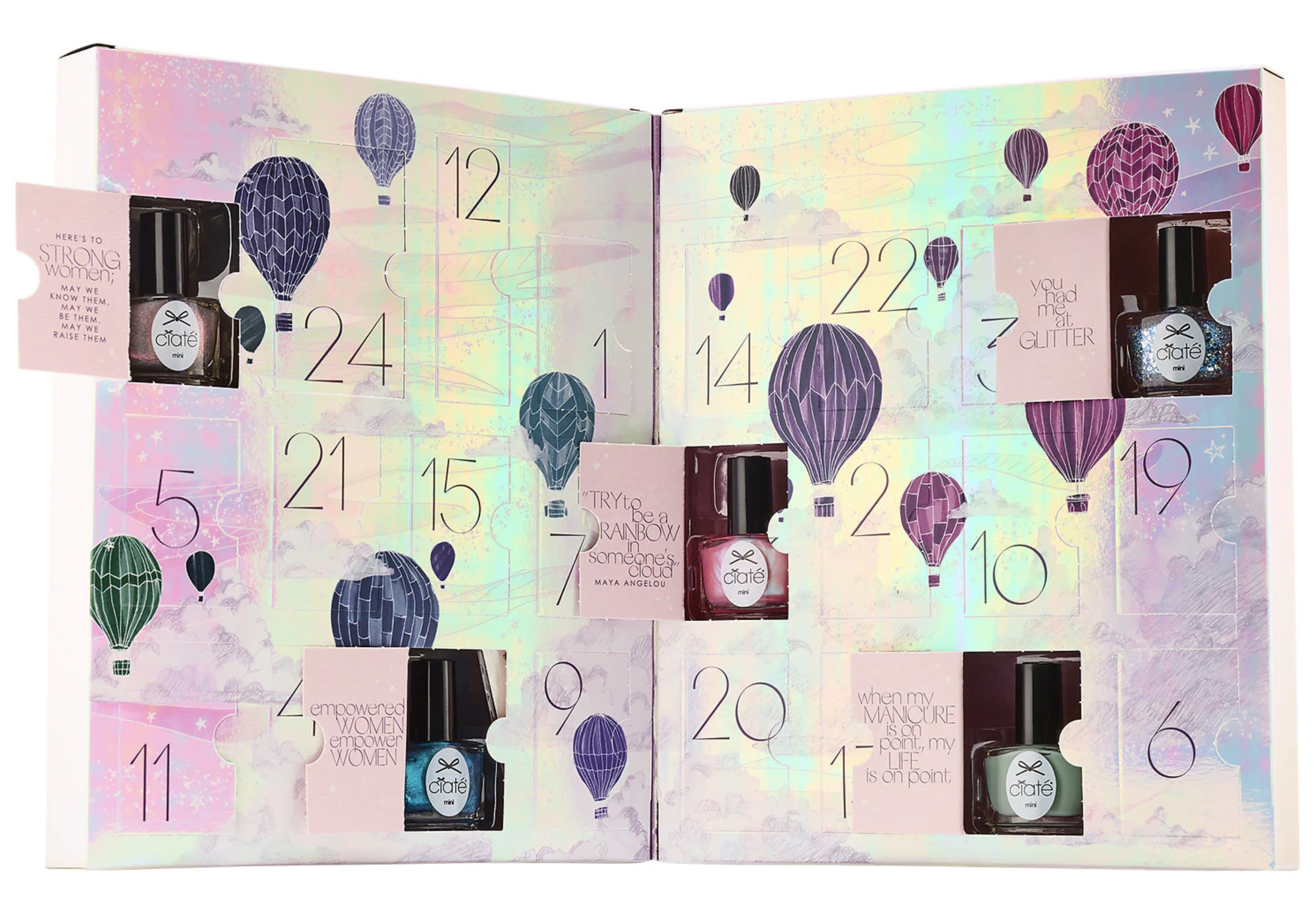 Ciaté London 2018 Advent Calendars Coming Soon + Full Spoilers!