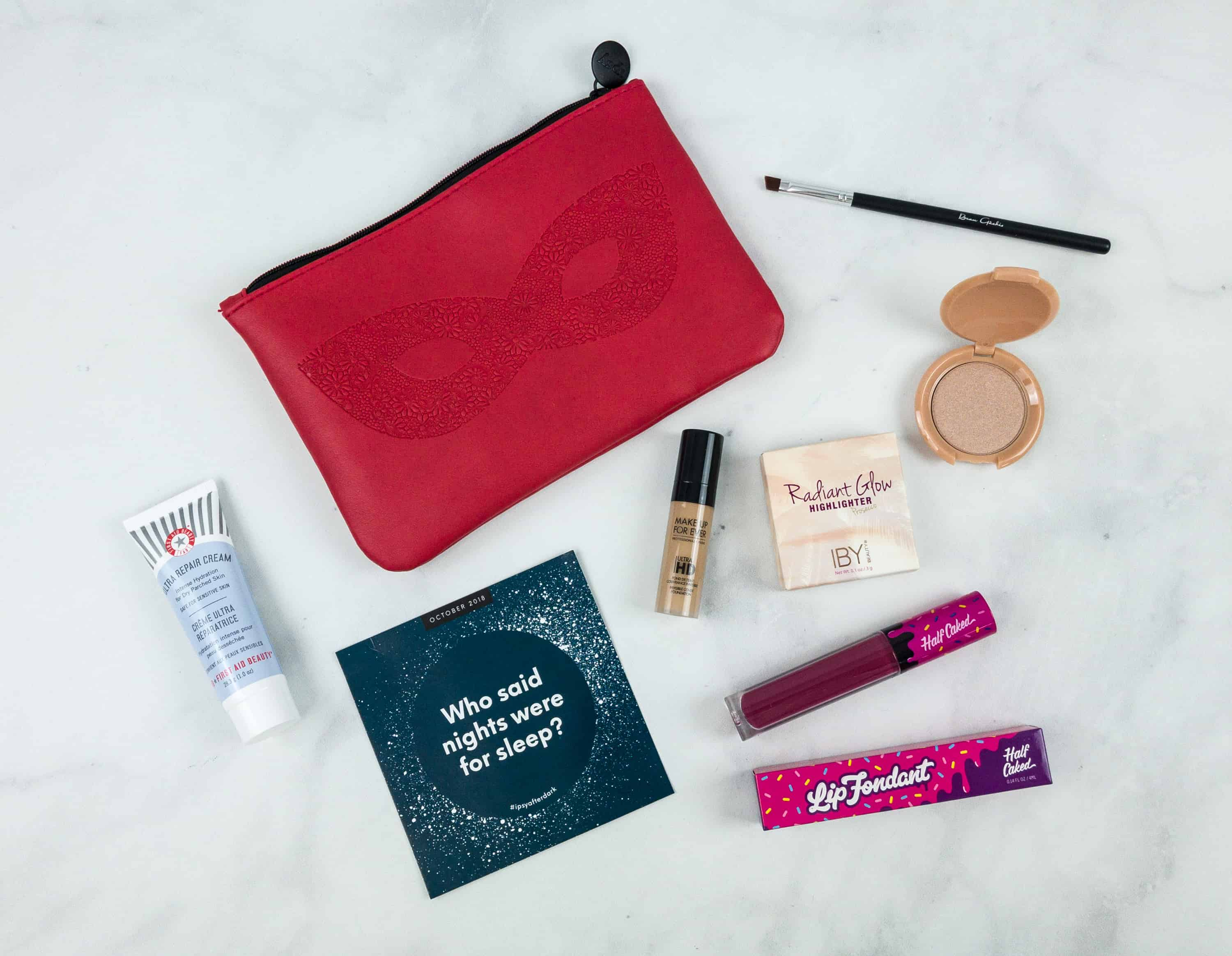 Ipsy October 2018 Review