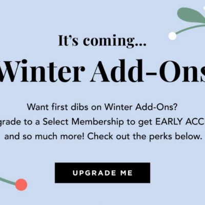 LAST DAY for FabFitFun Winter 2018 Add-Ons!