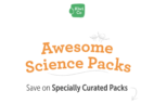 Save 30% on KiwiCo Science Packs: Electronics, STEAM, and Chemistry!