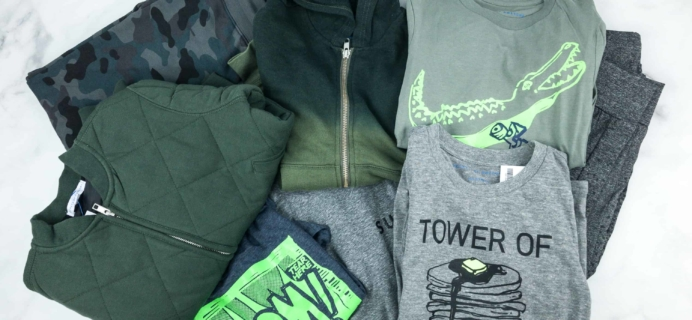 Rockets of Awesome Fall 2018 Subscription Box Review – Boys!