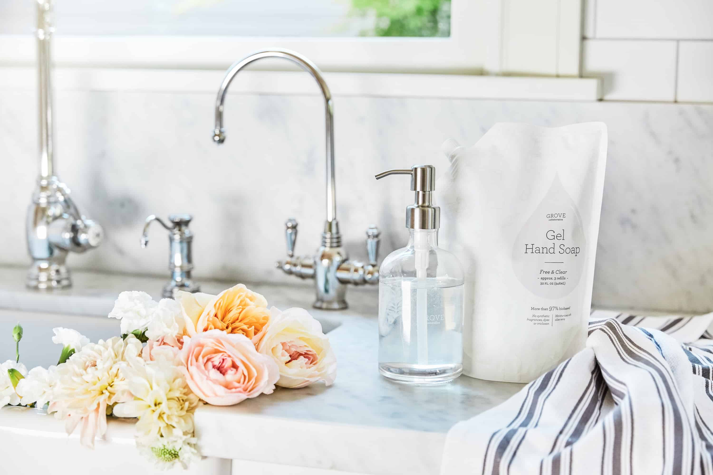 Grove Collaborative: Grove Hand Soap OR Seedling Set – Free With $20 Purchase!