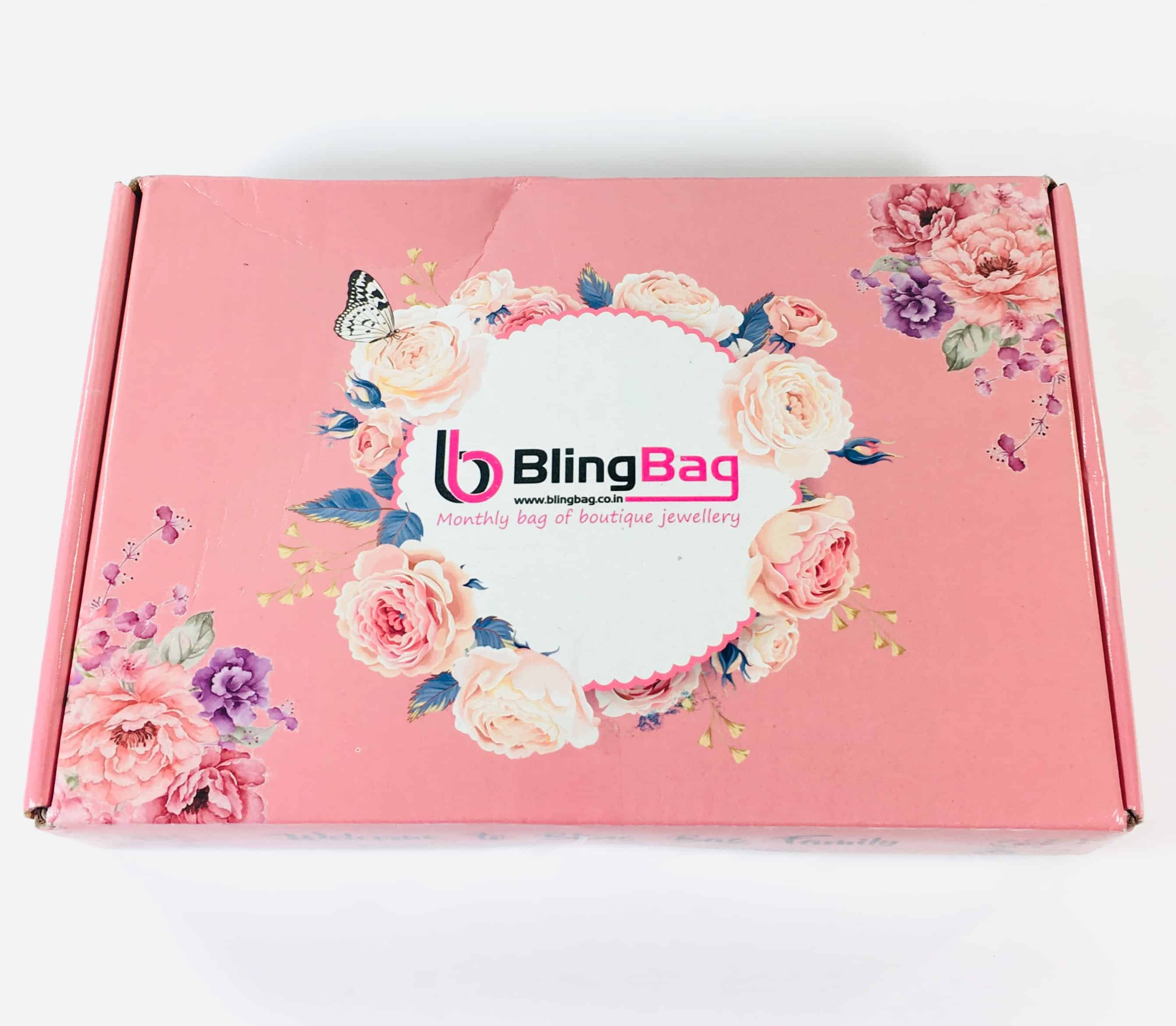 Bling Bag October 2018 Subscription Box Review
