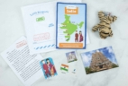 Little Passports World Edition Subscription Box Review + Coupon – INDIA