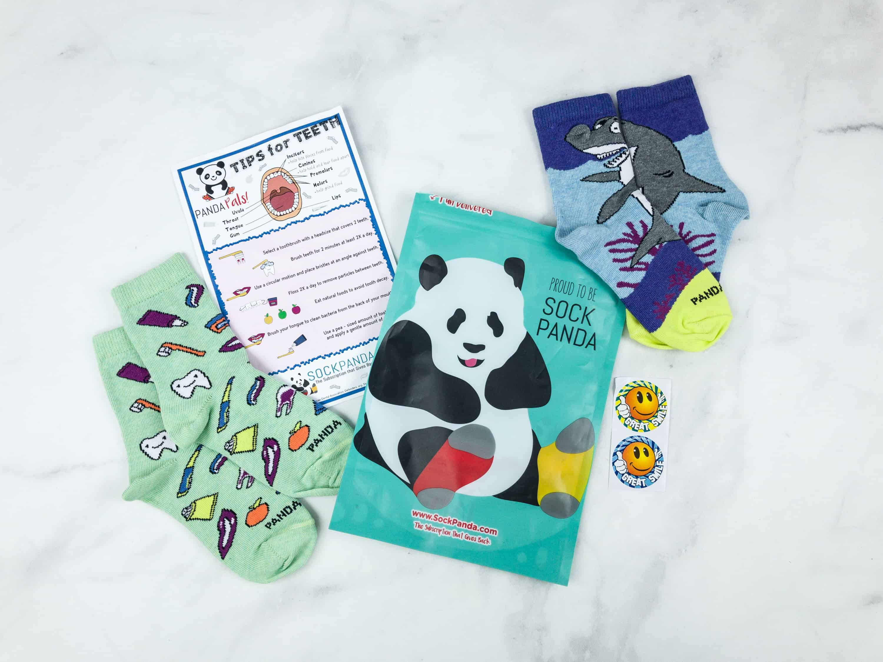 Panda Pals September 2018 Subscription Review & Coupon