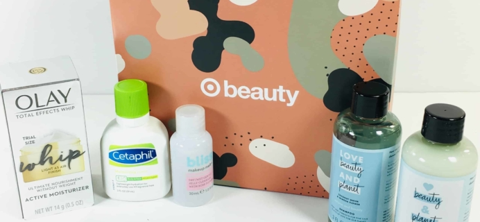 Target Beauty Box Review October 2018 – HELLO AUTUMN GROOVE