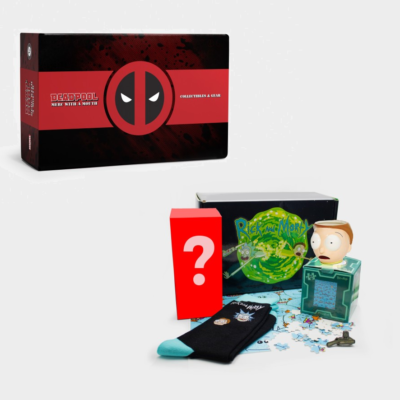 Loot Crate & CultureFly Boxes Available Now at Walmart!