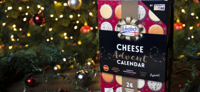 2018 Target Cheese Advent Calendar Coming Soon!