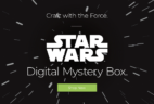 Cricut October 2018 STAR WARS Digital Mystery Box Available Now!