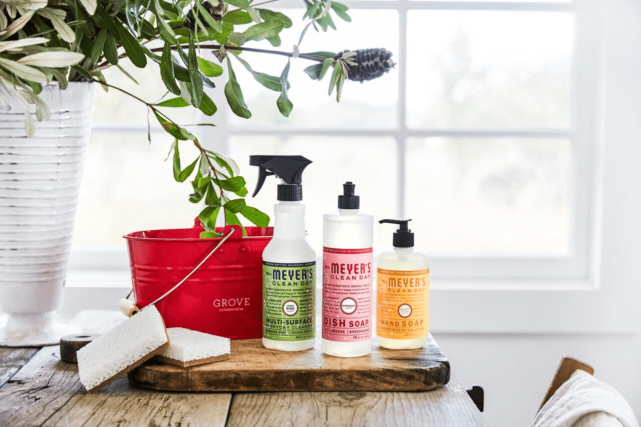 FREE Mrs. Meyer's Holiday Gift Set with Grove Collaborative $20 Purchase!