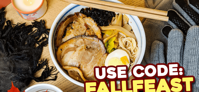 Umai Crate Coupon: Get BONUS Noodles With Your First Crate!