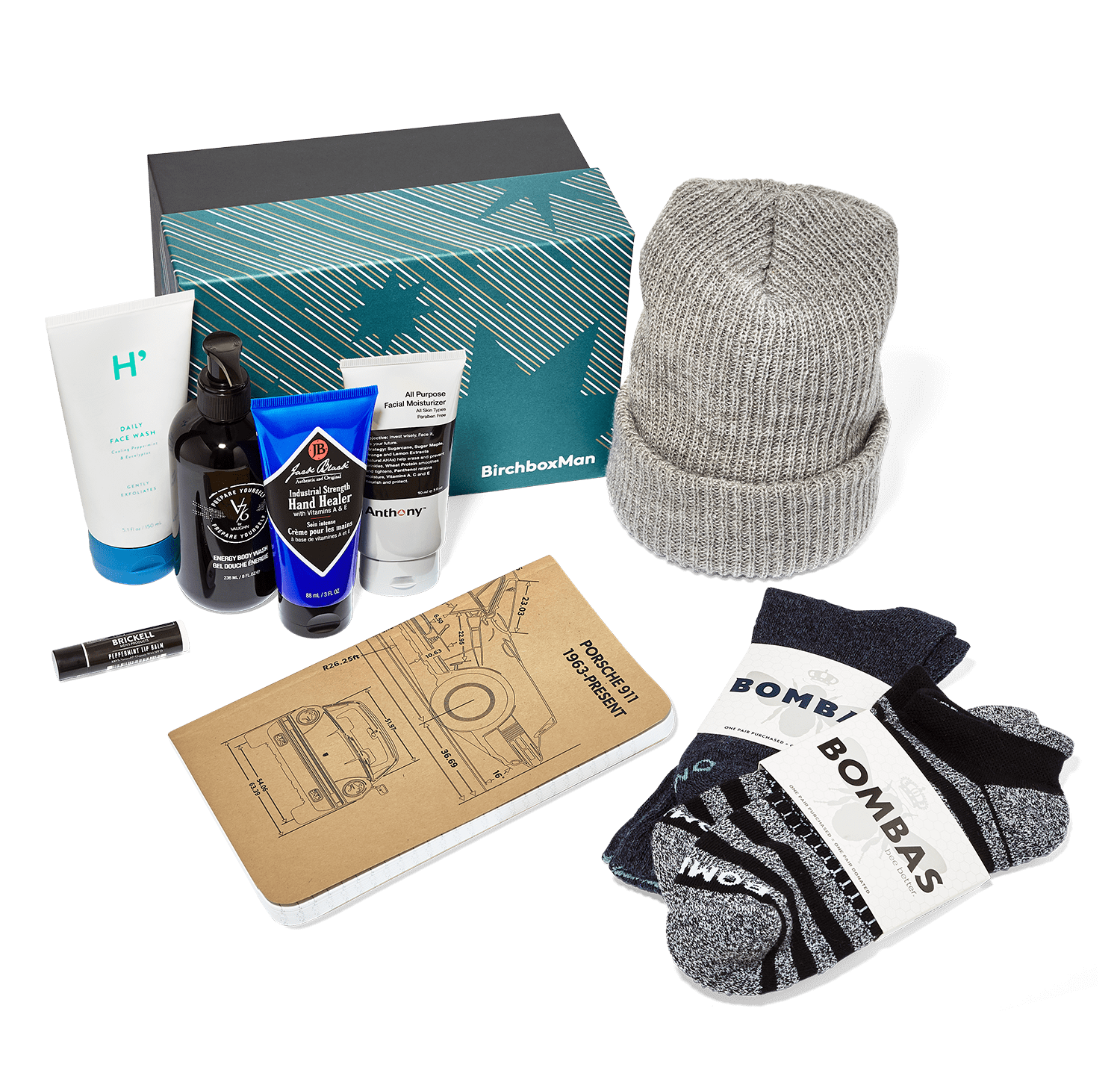 New Birchbox Man Limited Edition Box: Handsome and Bright Box + Coupons!
