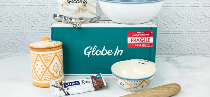 October 2018 GlobeIn Artisan Box Club Review + Coupon