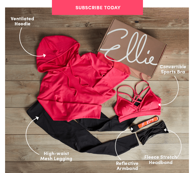 Ellie Coupon: Save 40% Off + Free Water Bottle With Your First Box – TODAY ONLY!