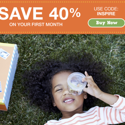 Little Passports Coupon: Save 40% On First Month of Any Subscription!