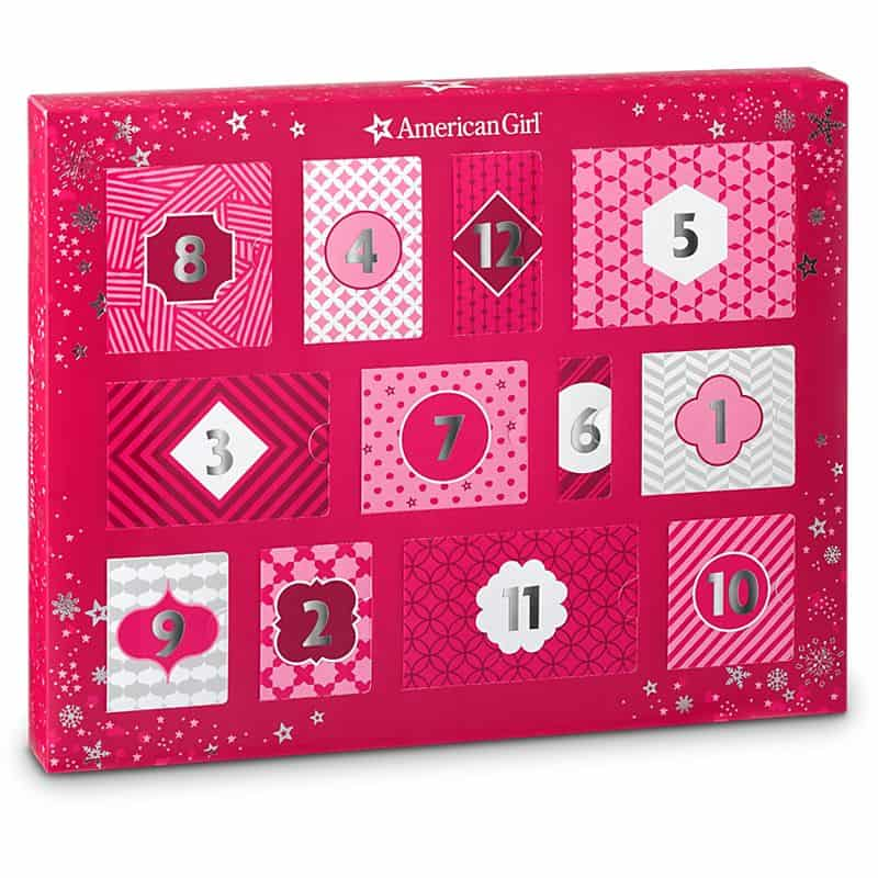 American Girl 2018 Advent Calendar Available Now!