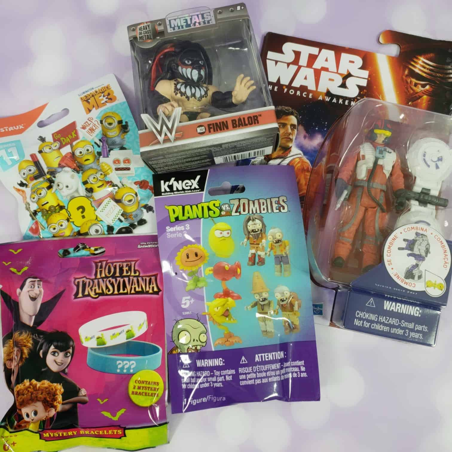 Toy Box Monthly September 2018 Subscription Box Review