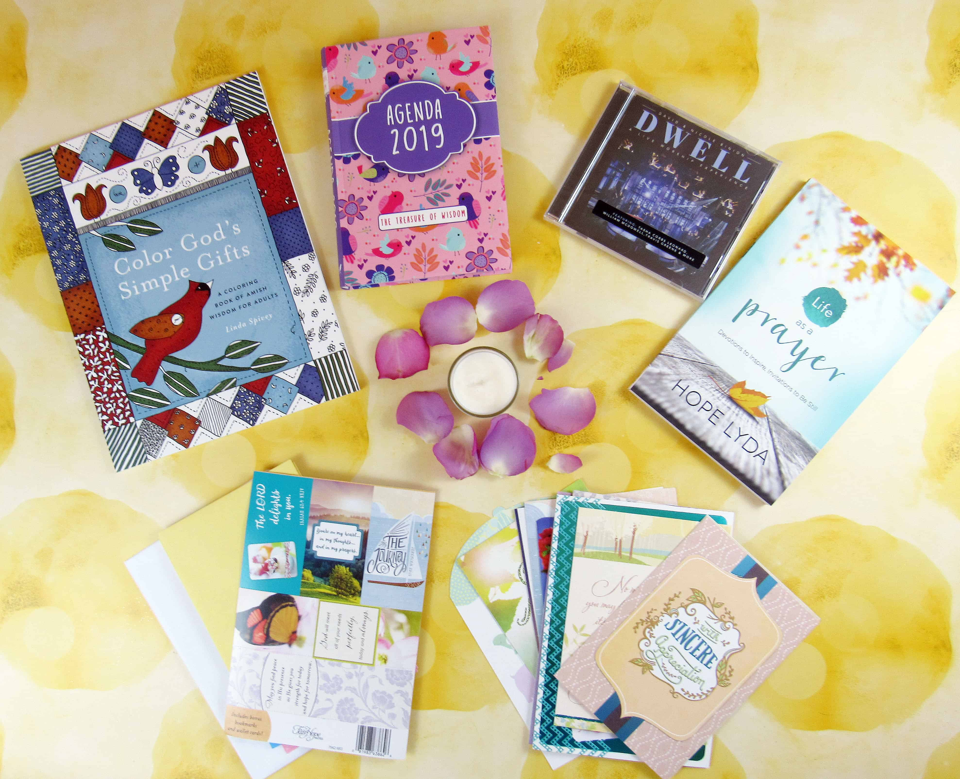 Bette's Box of Blessings Subscription Box October 2018 Review + Coupon