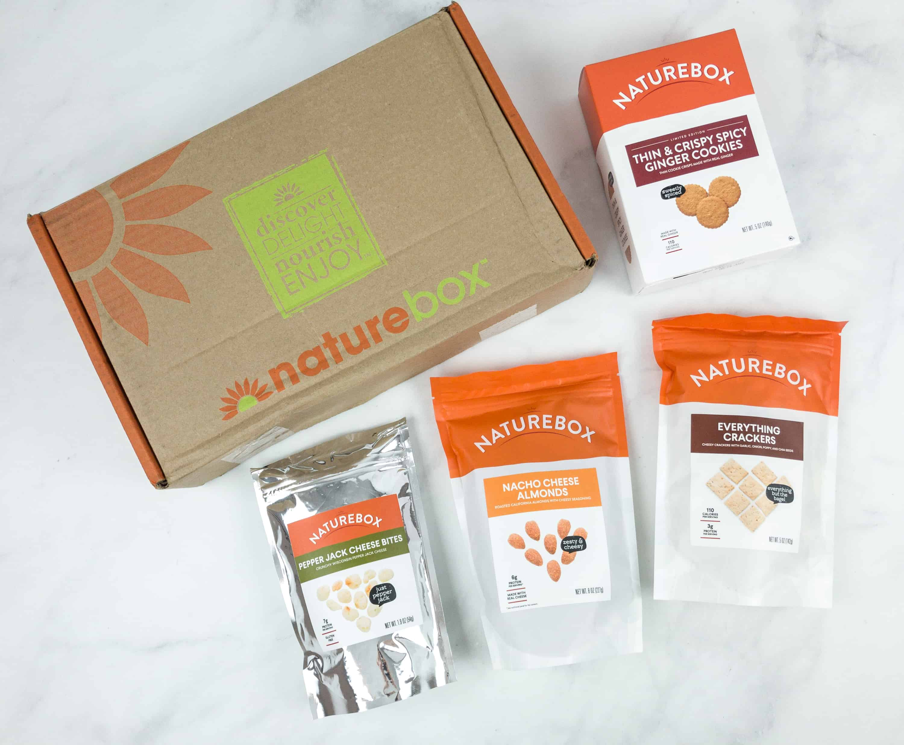 NatureBox Club Review & Coupon – November 2018
