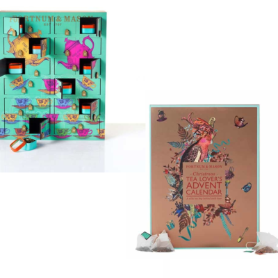 Fortnum and Mason Tea Advent Calendars Available Now + Full Spoilers!