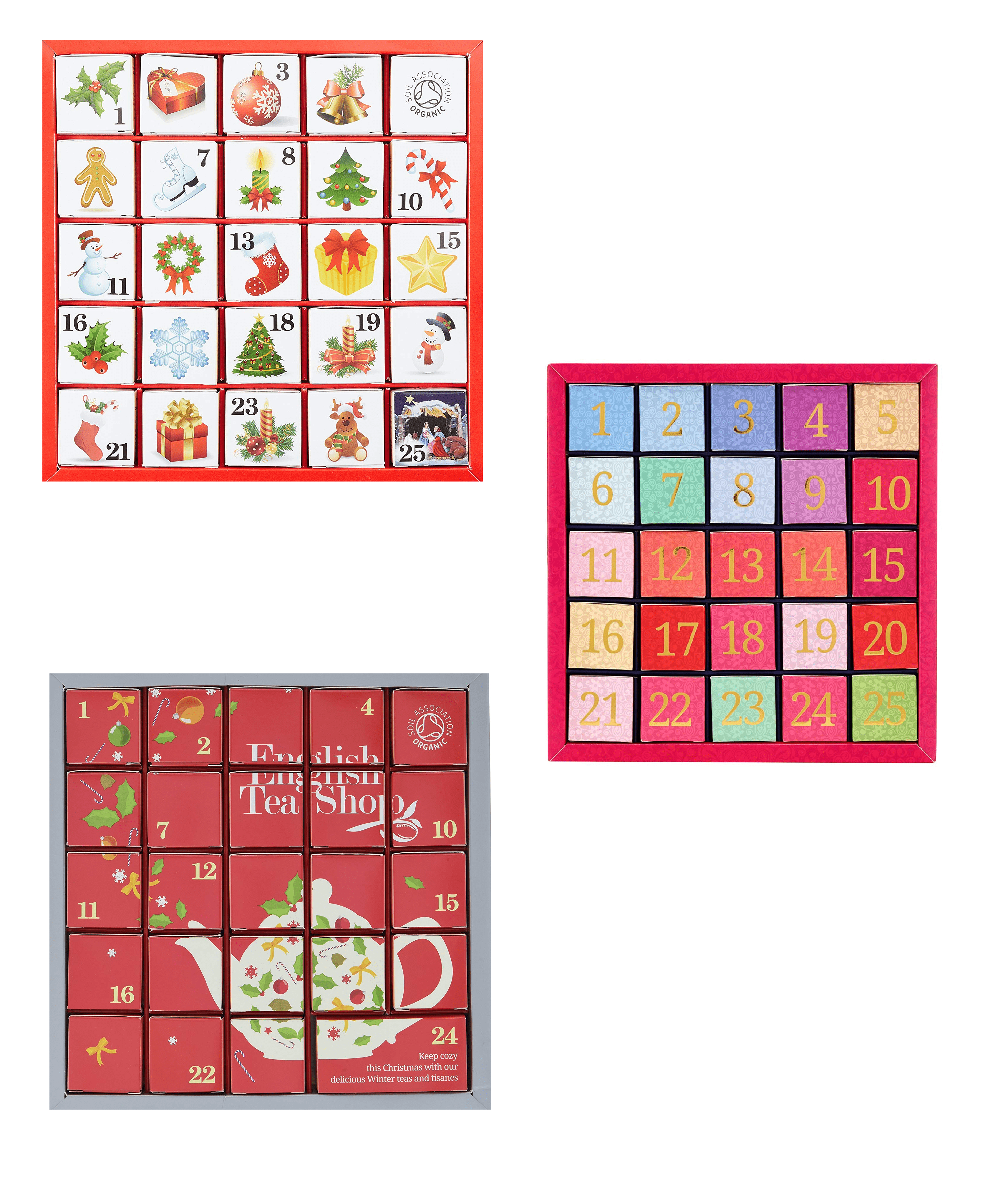 2018 English Tea Shop Advent Calendars Available Now Full Spoilers