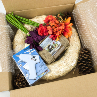 Adults & Crafts Subscription Box Cyber Monday Deal: 15% Off For Life!