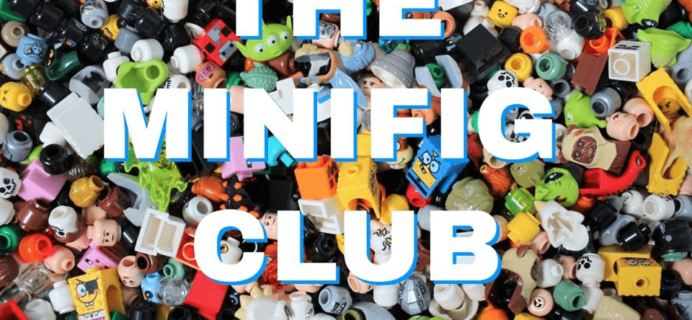 New Subscription Boxes:  The Minifig Club Coming Soon!