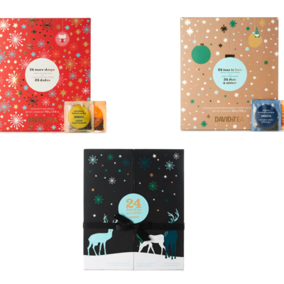 2018 David's Tea Advent Calendars Available Now + Full Spoilers!