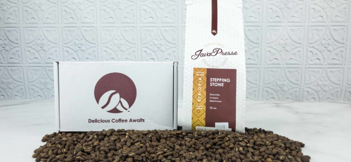 Java Presse Coffee Of The Month Club October 2018 Subscription Box Review + Coupon