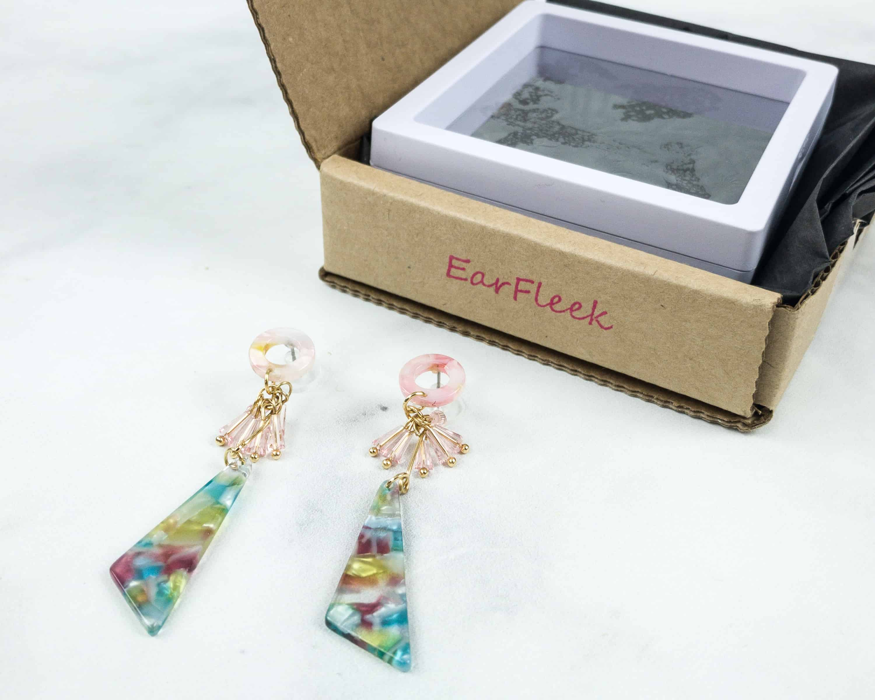 EarFleek Premium Silly Fun October 2018 Subscription Box Review + Coupon