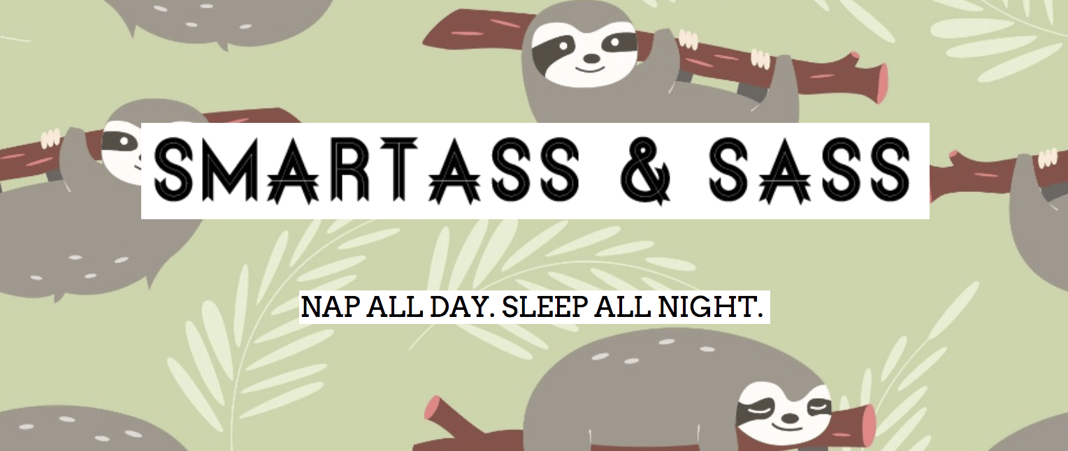 Smartass + Sass Box November 2018 Spoiler #1 + Coupon!