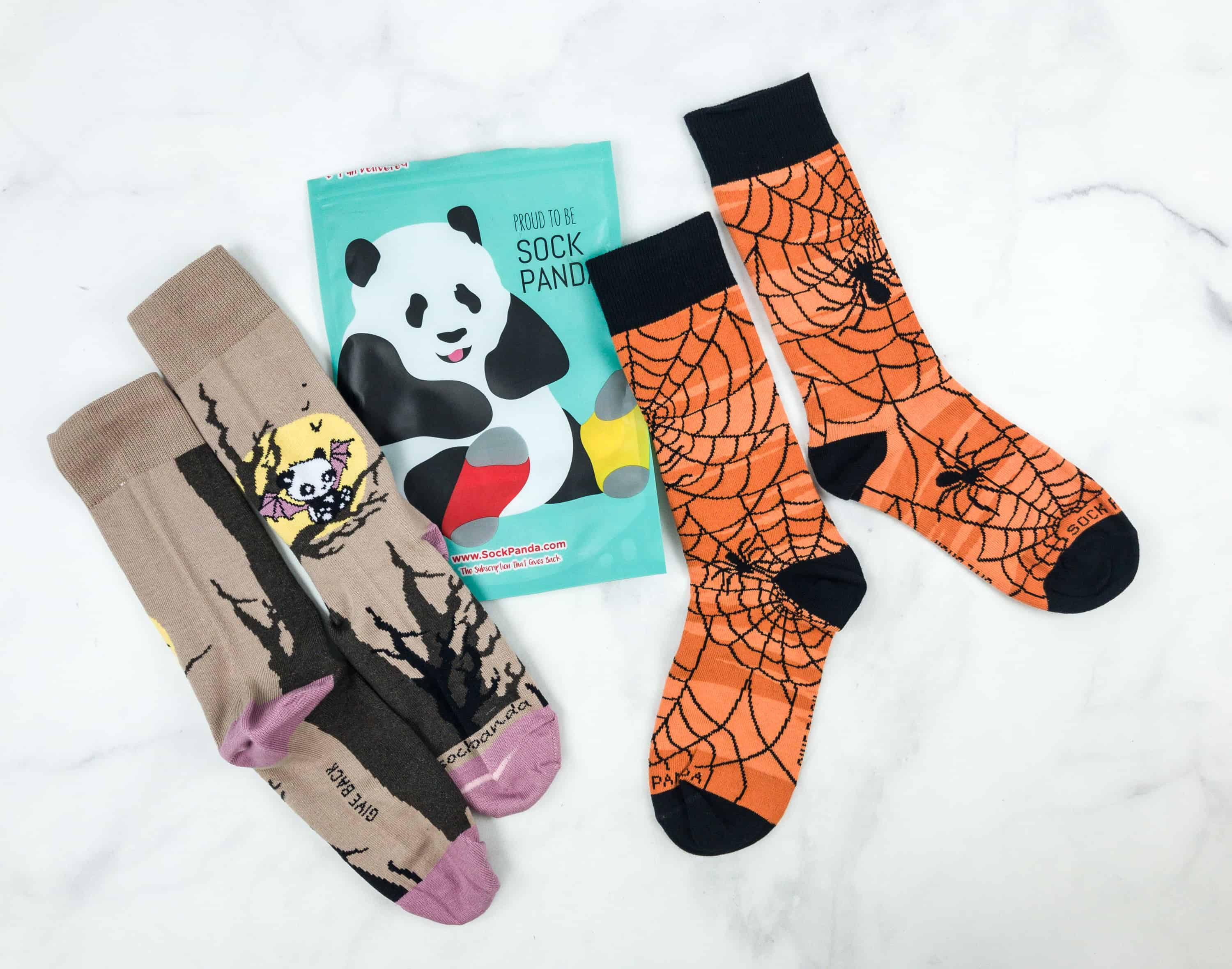 Sock Panda Tweens October 2018 Subscription Review + Coupon