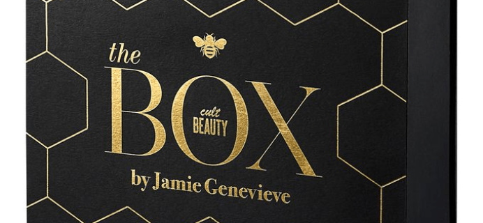 New Cult Beauty x Jamie Genevieve Box Available Now + Full Spoilers!