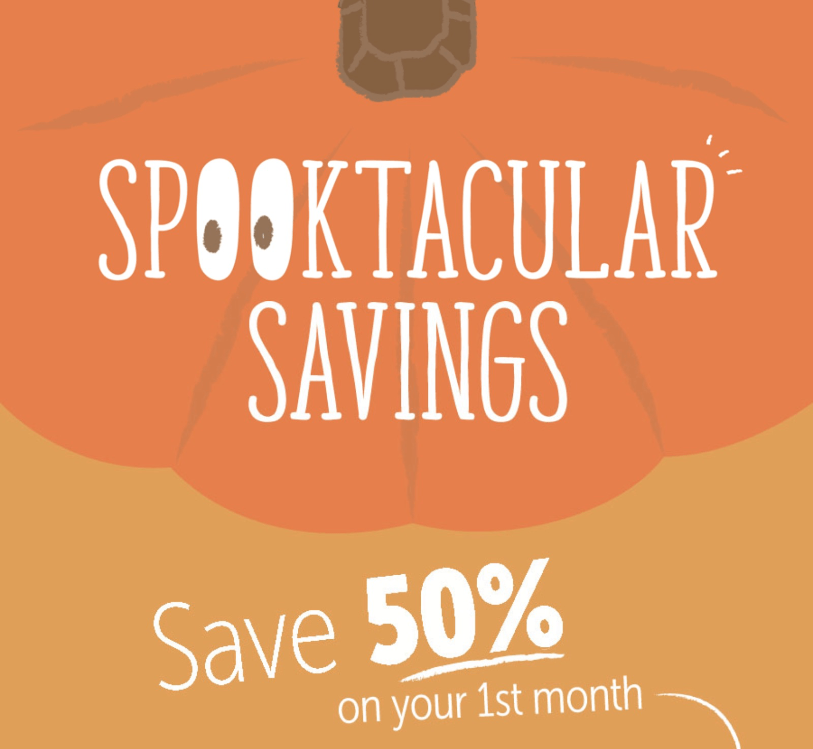 KiwiCo Halloween Sale:  Get 50% Off Your First Month!  LAST CALL!