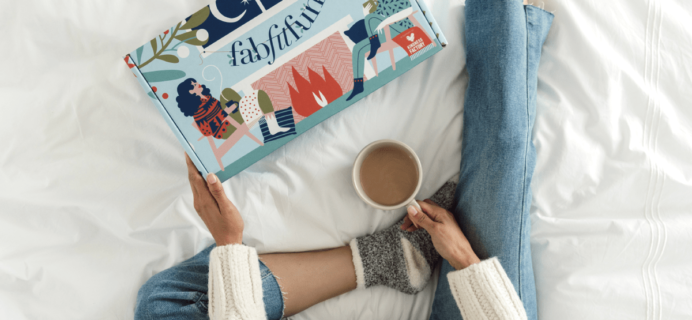 FabFitFun Winter 2018 Box FULL Spoilers + Coupon!