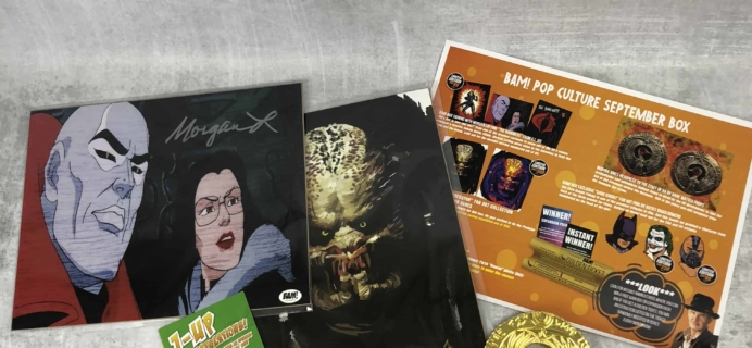 The BAM! Box September 2018 Subscription Box Review & Coupon