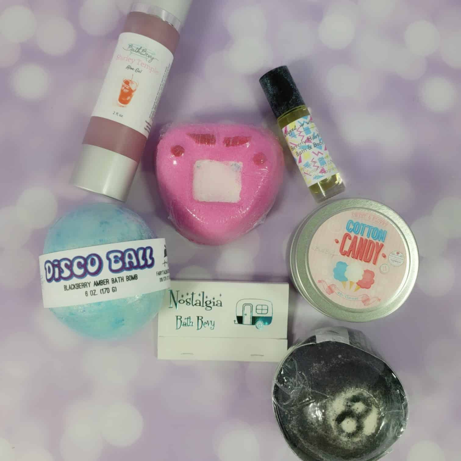 Bath Bevy September 2018 Subscription Box Review + Coupon