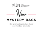 Pur Cosmetics Mystery Grab Bags Available Now!