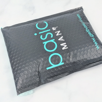 Basic MAN Subscription Box November 2018 Review + Buy One Get One FREE Coupon